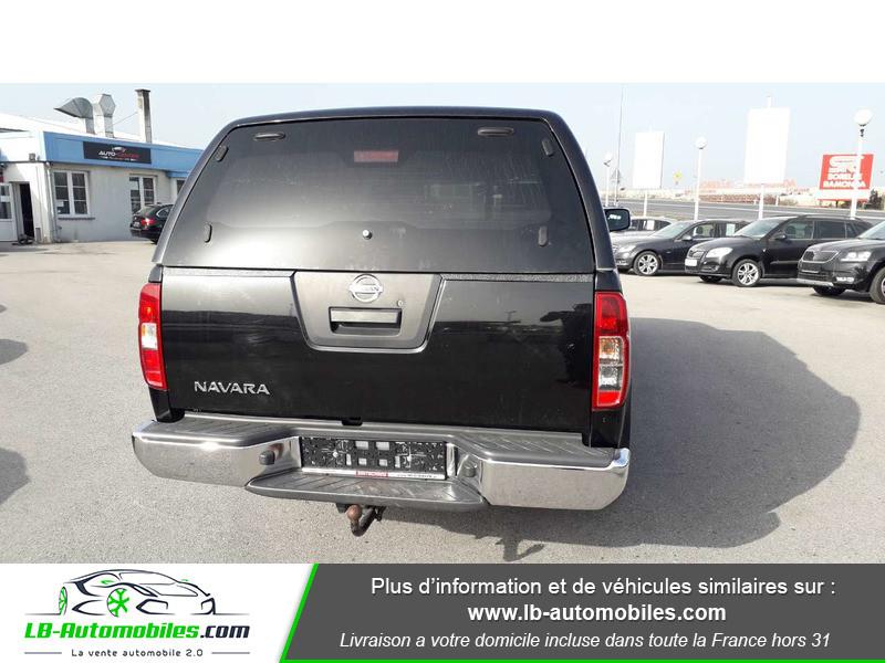 Nissan Navara 3.0 V6 231 / Double Cab A Noir occasion à Beaupuy - photo n°8