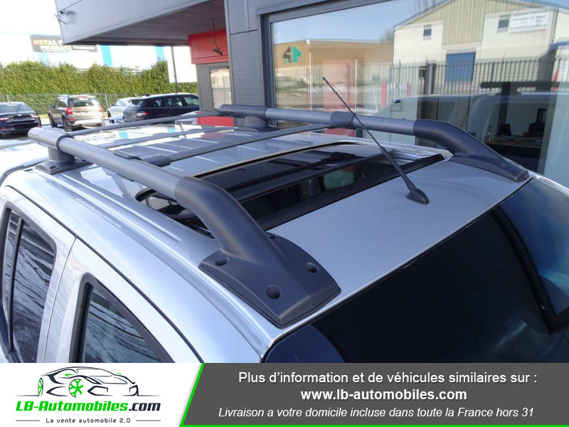 Nissan Navara 3.0 V6 231 / Double Cab A Argent occasion à Beaupuy - photo n°9