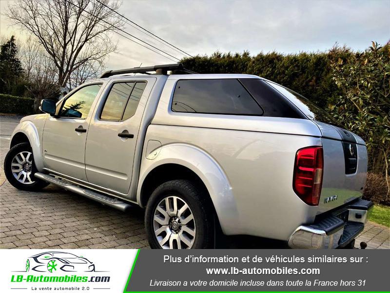 Nissan Navara 3.0 V6 231 / Double Cab A Argent occasion à Beaupuy - photo n°3