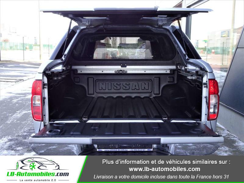 Nissan Navara 3.0 V6 231 / Double Cab A Argent occasion à Beaupuy - photo n°12