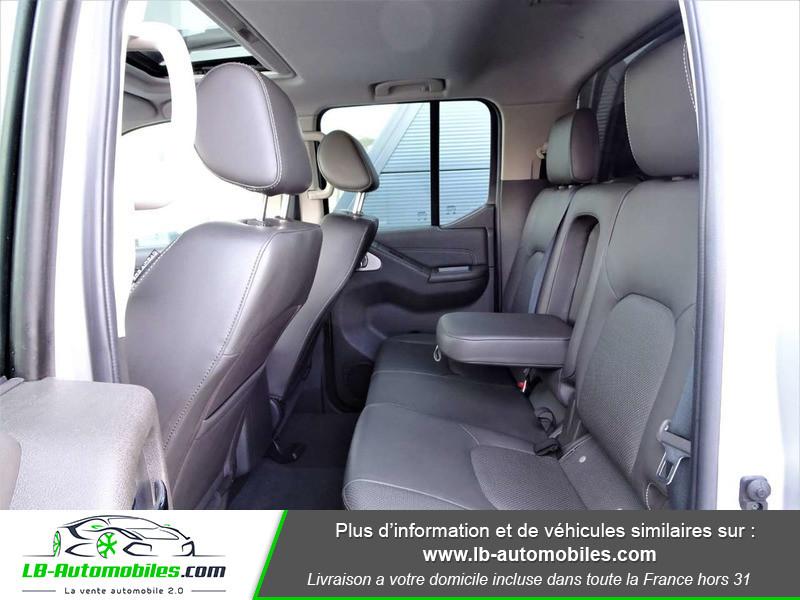 Nissan Navara 3.0 V6 231 / Double Cab A Argent occasion à Beaupuy - photo n°5