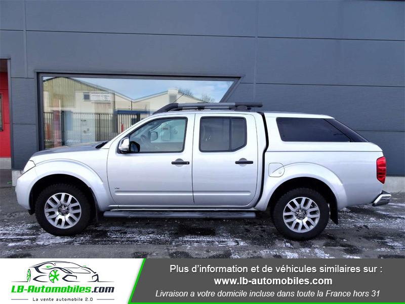 Nissan Navara 3.0 V6 231 / Double Cab A Argent occasion à Beaupuy - photo n°13