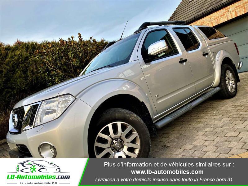 Nissan Navara 3.0 V6 231 / Double Cab A Argent occasion à Beaupuy - photo n°7