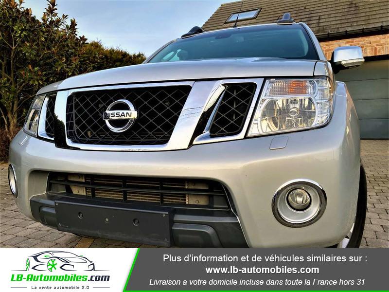 Nissan Navara 3.0 V6 231 / Double Cab A Argent occasion à Beaupuy