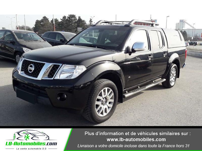 Nissan Navara 3.0 V6 231 / Double Cab A Noir occasion à Beaupuy