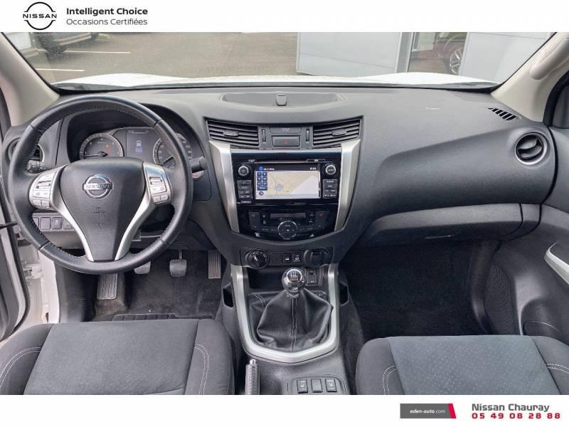 Nissan Navara NP300 2.3 DCI 160 KING CAB TEKNA Blanc occasion à Chauray - photo n°6