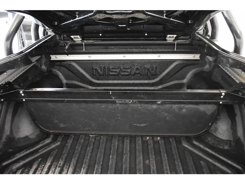 Nissan Navara NP300 2.3 DCI 190 DOUBLE CAB BVA7 TREK-1° Noir occasion à Limoges - photo n°17