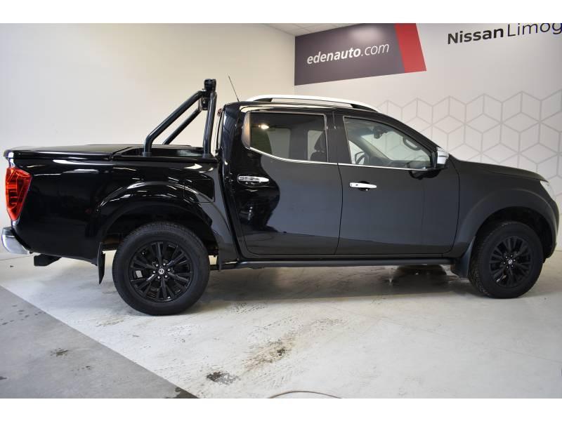Nissan Navara NP300 2.3 DCI 190 DOUBLE CAB BVA7 TREK-1° Noir occasion à Limoges - photo n°19