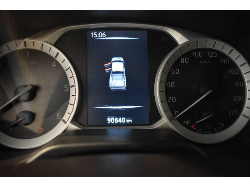 Nissan Navara NP300 2.3 DCI 190 DOUBLE CAB BVA7 TREK-1° Noir occasion à Limoges - photo n°12