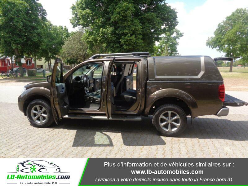 Nissan Navara Pick-Up Double Cab Bronze occasion à Beaupuy - photo n°9