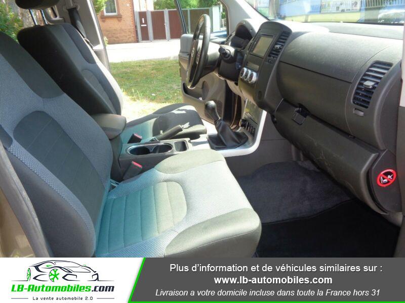 Nissan Navara Pick-Up Double Cab Bronze occasion à Beaupuy - photo n°16