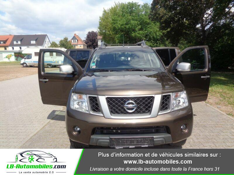 Nissan Navara Pick-Up Double Cab Bronze occasion à Beaupuy - photo n°7