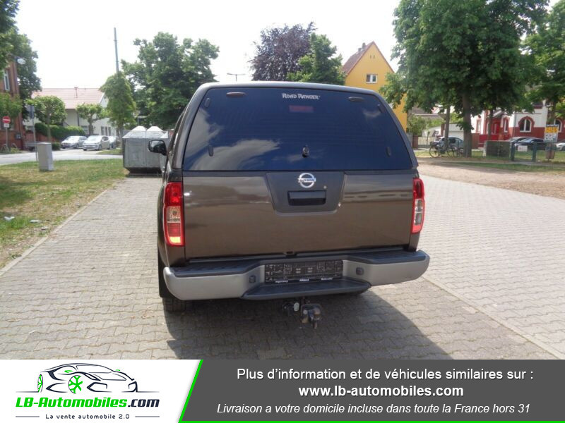 Nissan Navara Pick-Up Double Cab Bronze occasion à Beaupuy - photo n°12