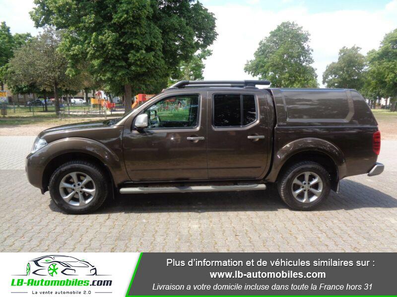 Nissan Navara Pick-Up Double Cab Bronze occasion à Beaupuy - photo n°8