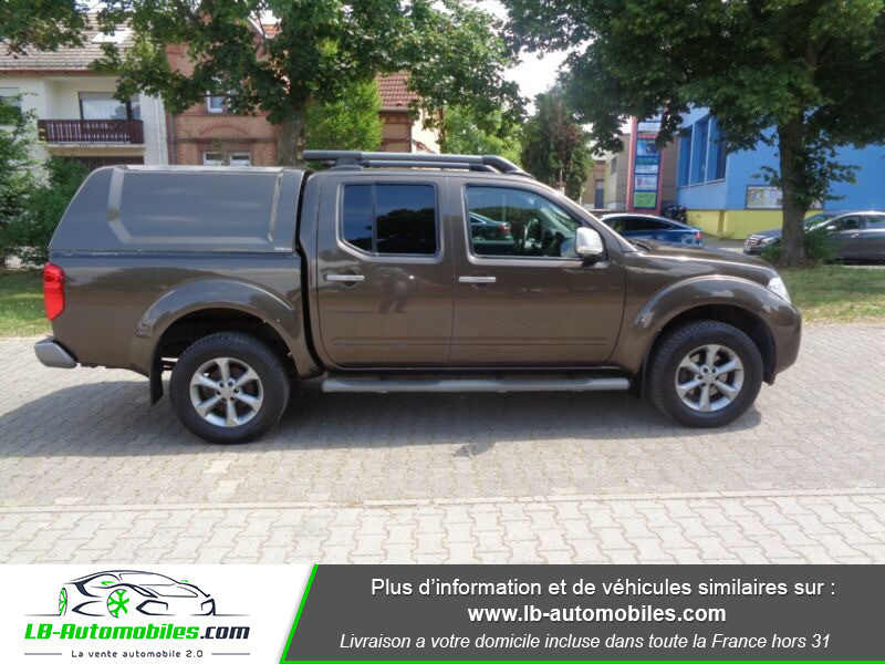 Nissan Navara Pick-Up Double Cab Bronze occasion à Beaupuy - photo n°10