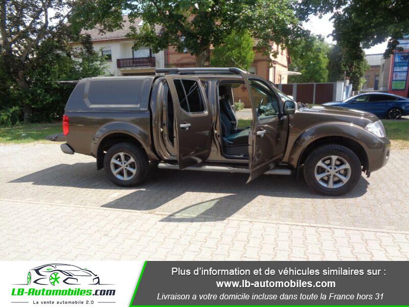 Nissan Navara Pick-Up Double Cab Bronze occasion à Beaupuy - photo n°11