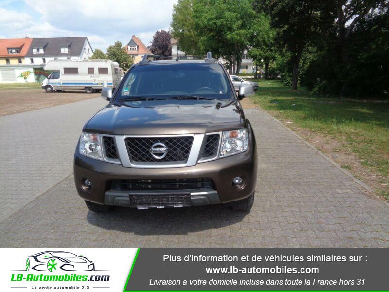 Nissan Navara Pick-Up Double Cab Bronze occasion à Beaupuy - photo n°6