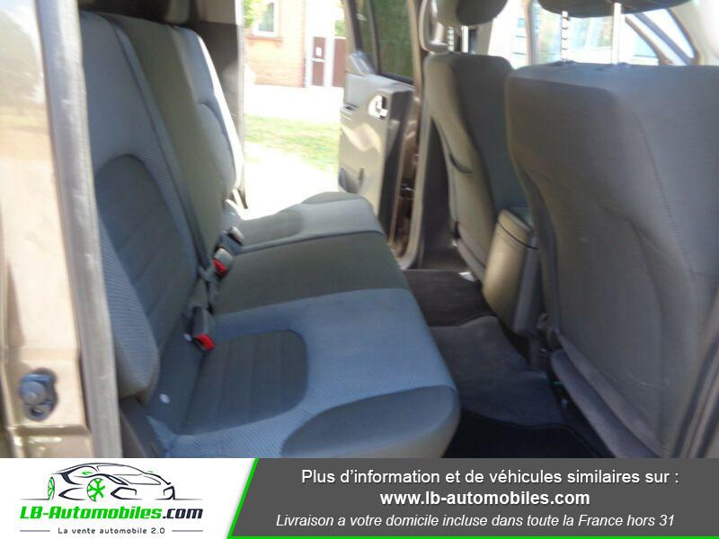 Nissan Navara Pick-Up Double Cab Bronze occasion à Beaupuy - photo n°17
