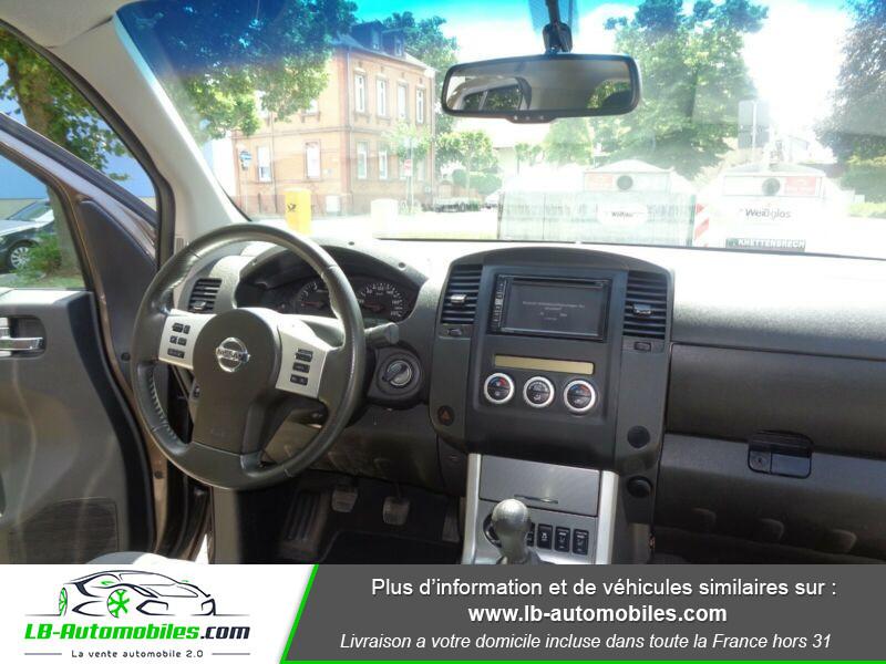 Nissan Navara Pick-Up Double Cab Bronze occasion à Beaupuy - photo n°15