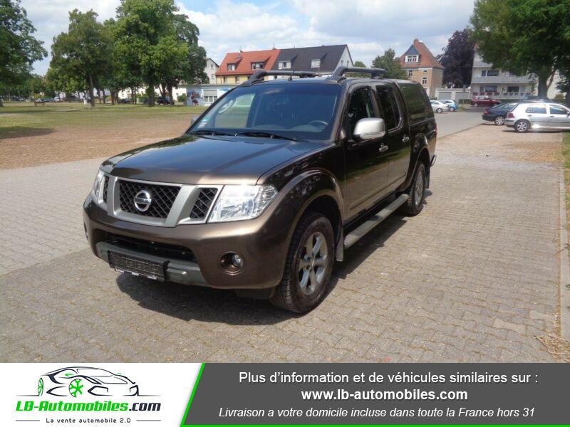 Nissan Navara Pick-Up Double Cab Bronze occasion à Beaupuy