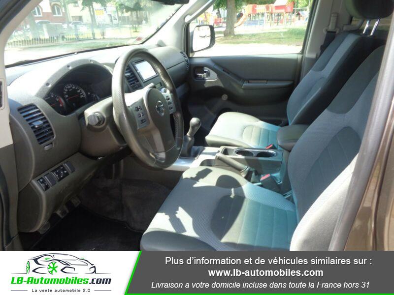 Nissan Navara Pick-Up Double Cab Bronze occasion à Beaupuy - photo n°14
