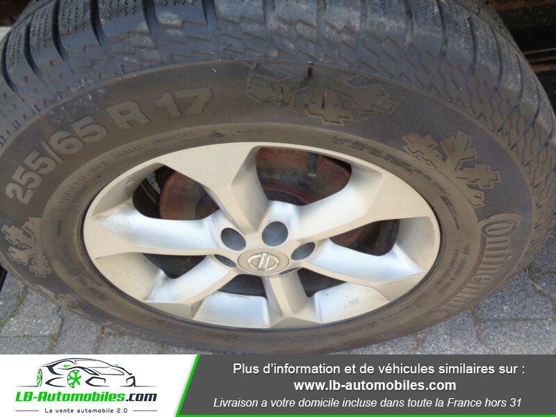 Nissan Navara Pick-Up Double Cab Bronze occasion à Beaupuy - photo n°19