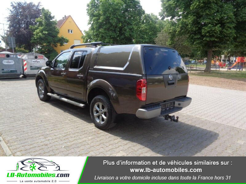 Nissan Navara Pick-Up Double Cab Bronze occasion à Beaupuy - photo n°3