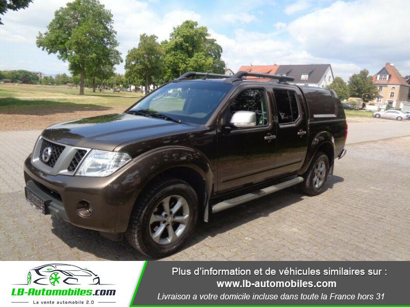 Nissan Navara Pick-Up Double Cab Bronze occasion à Beaupuy - photo n°4