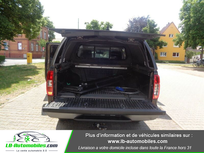 Nissan Navara Pick-Up Double Cab Bronze occasion à Beaupuy - photo n°13