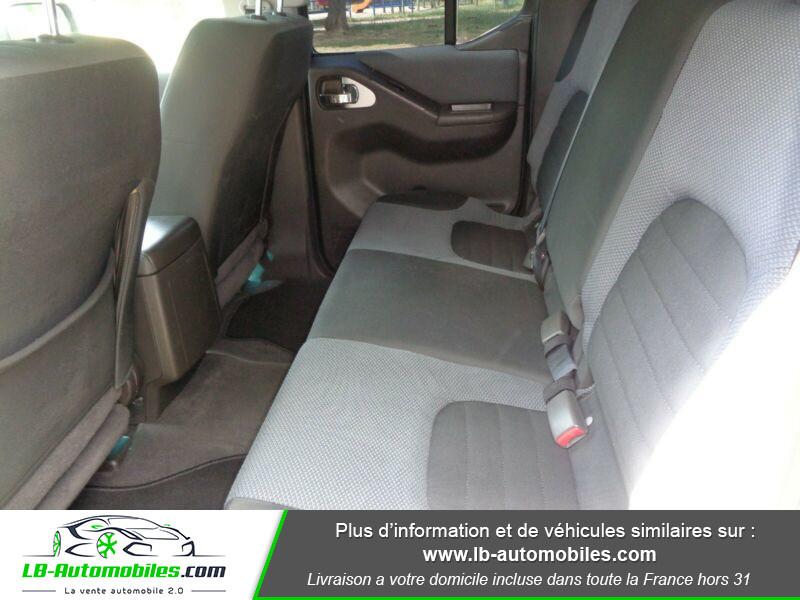 Nissan Navara Pick-Up Double Cab Bronze occasion à Beaupuy - photo n°18