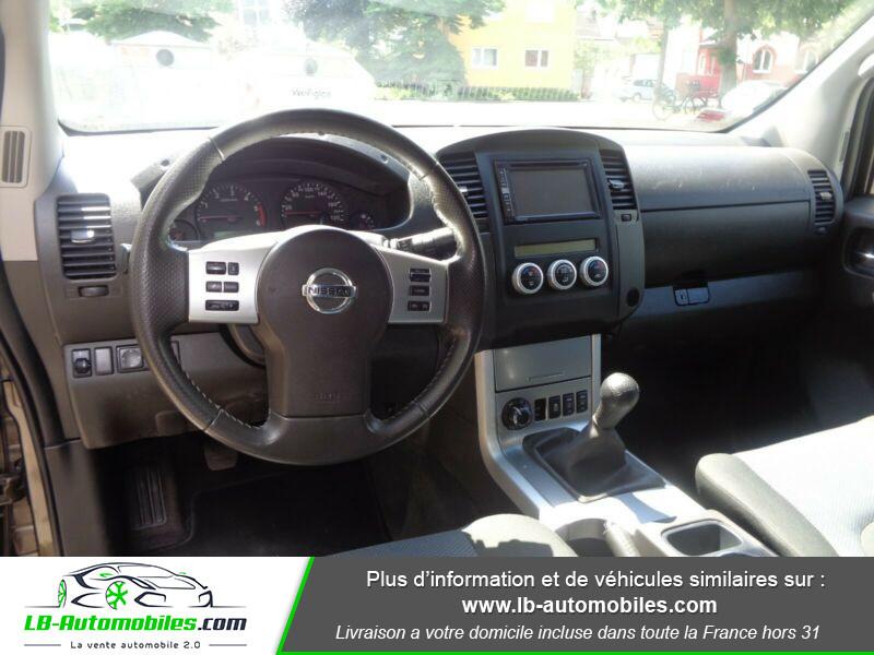 Nissan Navara Pick-Up Double Cab Bronze occasion à Beaupuy - photo n°2