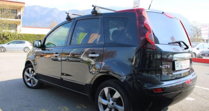 Nissan Note 1.5 DCI 90 CH EURO V FAP Nikelodeon Noir occasion à BONNEVILLE - photo n°4