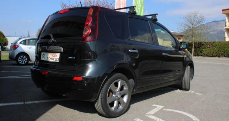 Nissan Note 1.5 DCI 90 CH EURO V FAP Nikelodeon Noir occasion à BONNEVILLE - photo n°3