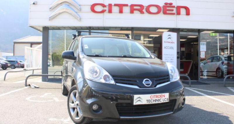 Nissan Note 1.5 DCI 90 CH EURO V FAP Nikelodeon Noir occasion à BONNEVILLE