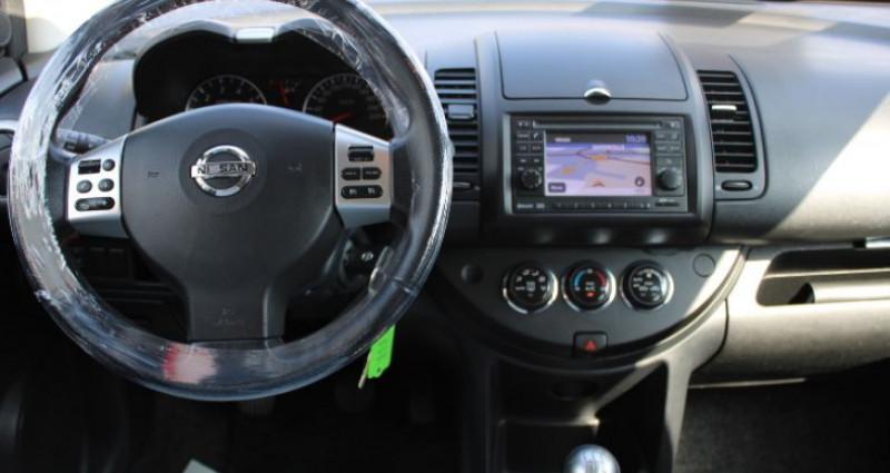 Nissan Note 1.5 DCI 90 CH EURO V FAP Nikelodeon Noir occasion à BONNEVILLE - photo n°7