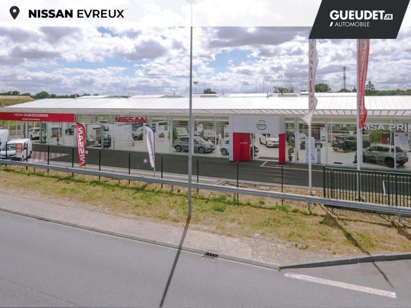Nissan Note 1.5 dCi 90ch Connect Family 360 Blanc occasion à Évreux - photo n°16