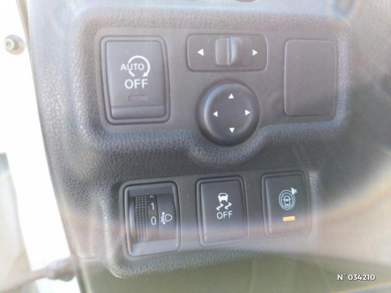 Nissan Note 1.5 dCi 90ch Connect Family 360 Blanc occasion à Évreux - photo n°15