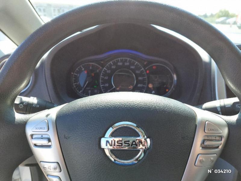 Nissan Note 1.5 dCi 90ch Connect Family 360 Blanc occasion à Évreux - photo n°12
