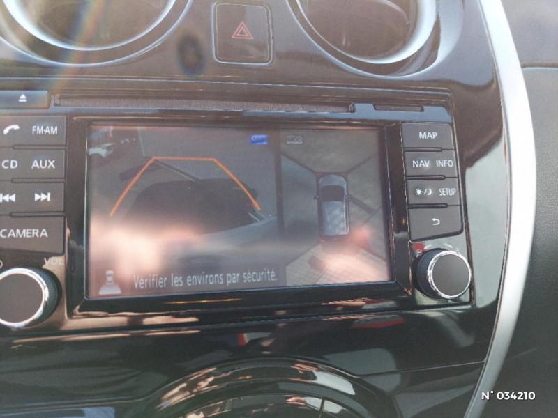 Nissan Note 1.5 dCi 90ch Connect Family 360 Blanc occasion à Évreux - photo n°13