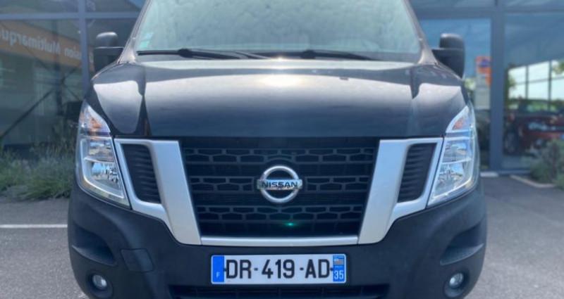Nissan NV400 3T3 L1H2 2.3 DCI 110CH BUSINESS Noir occasion à Grezac - photo n°2