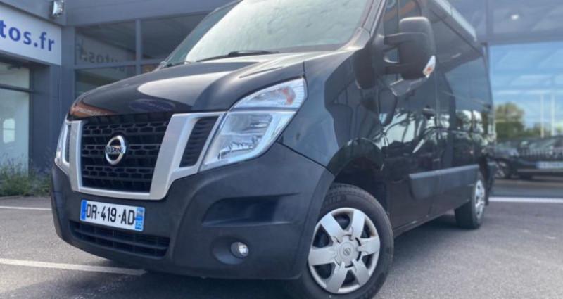 Nissan NV400 3T3 L1H2 2.3 DCI 110CH BUSINESS Noir occasion à Grezac