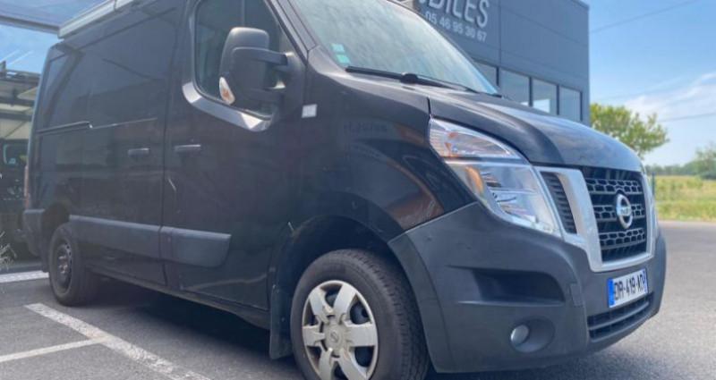 Nissan NV400 3T3 L1H2 2.3 DCI 110CH BUSINESS Noir occasion à Grezac - photo n°4