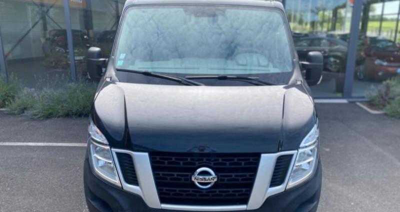Nissan NV400 3T3 L1H2 2.3 DCI 110CH BUSINESS Noir occasion à Grezac - photo n°3