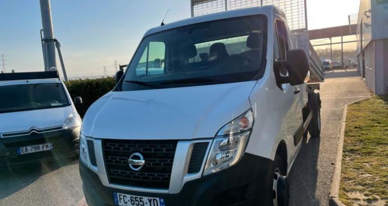 Nissan NV400 benne coffre 163cv 2019  occasion à LA BOISSE - photo n°2