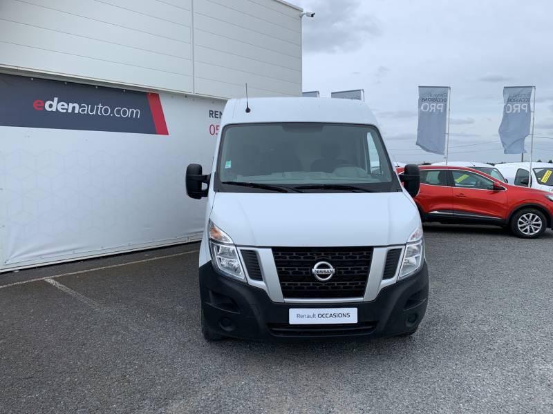 Nissan NV400 FOURGON L2H2 3.3T 2.3 DCI TT 145 S/S OPTIMA Blanc occasion à Langon