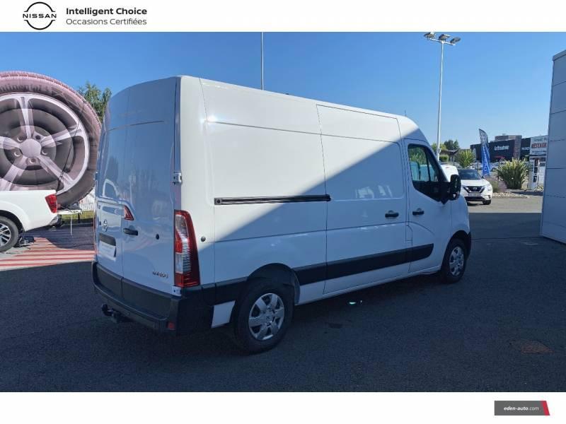 Nissan NV400 FOURGON L2H2 3.3T 2.3 DCI TT 145 S/S OPTIMA Blanc occasion à Chauray - photo n°17