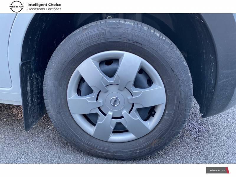 Nissan NV400 FOURGON L2H2 3.3T 2.3 DCI TT 145 S/S OPTIMA Blanc occasion à Chauray - photo n°5