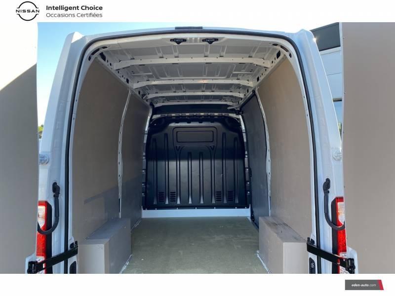 Nissan NV400 FOURGON L2H2 3.3T 2.3 DCI TT 145 S/S OPTIMA Blanc occasion à Chauray - photo n°15