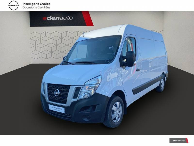 Nissan NV400 FOURGON L2H2 3.3T 2.3 DCI TT 145 S/S OPTIMA Blanc occasion à Chauray