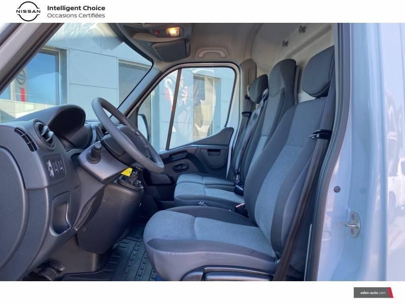 Nissan NV400 FOURGON L2H2 3.3T 2.3 DCI TT 145 S/S OPTIMA Blanc occasion à Chauray - photo n°6